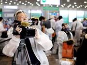 Presse : Les journalistes de VNA au front contre le COVID-19