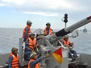 Le Commandement de la 2e Région de la Marine intensifie l'entraînement maritime