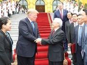 Les 26 ans de l'établissement des relations diplomatiques entre le Vietnam et les Etats-Unis