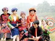 Le marché de l'amour de Khâu Vai classé au patrimoine national