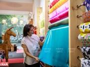 La styliste Phuong Thanh et son amour pour la soie vietnamienne