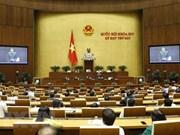 AN : les députés adopteront la résolution sur les prévisions budgétaires pour 2019