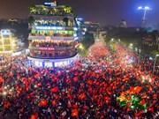 Les exploits du Vietnam à la Coupe Suzuki AFF 2018 vus par les médias sud-coréens