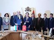 Possibilité pour des dizaines de milliers de Vietnamiens de travailler en Bulgarie