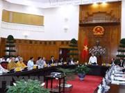 Le PM Nguyen Xuan Phuc préside une réunion sur l'organisation du Vesak 2019