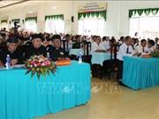 Célébration du 99e anniversaire du fondateur du bouddhisme Hoa Hao