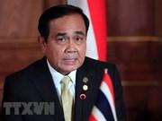 Le PM thaïlandais rejette la rumeur de reporter les élections législatives