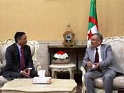 Le groupe de députés d'amitié Algérie-Vietnam voit le jour