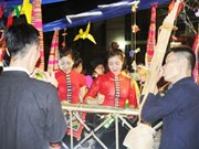 Le chant « giao duyên » des Thai à Muong Lo