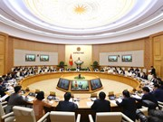 Le gouvernement demande de consolider la macroéconomie