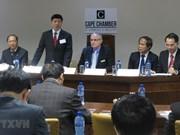 Vietnam et Afrique du Sud favorisent la coopération entre leurs entreprises
