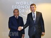 Approfondir les relations d'amitié traditionnelles Vietnam-R. tchèque