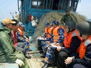 Vietnam et Chine discutent de la coopération pour le développement mutuel en mer
