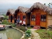 Les maisons d'hôtes à Sa Pa attirent de plus en plus de visiteurs