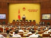 Les députés adoptent deux résolutions