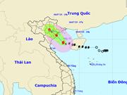 Le typhon Mun frappe les régions côtières du Nord