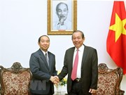 Promotion des liens entre la Cour populaire suprême du Vietnam et du Laos