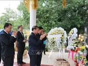 Un grand culte aux morts pour la Patrie organisé au Laos