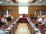 Peace Trees Vietnam loué pour son soutien aux efforts de déminage