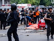 L'Indonésie et l'Égypte scellent leur coopération antiterroriste