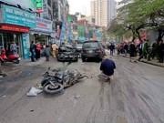 La route fait 1.356 morts au Vietnam en deux mois