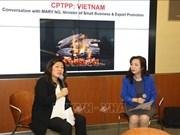 Le CPTPP renforce les liens entre entreprises vietnamiennes et canadiennes