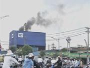 Un débat sur la pollution de l'air et la santé publique à Hanoi