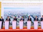 Construction d'un complexe de résidence de 105 millions d'USD à Hai Phong