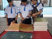 Exposition « Hoang Sa, Truong Sa du Vietnam - Preuves historiques et juridiques » à Bac Liêu