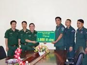 Frontières : Tay Ninh resserre ses liens avec Tbong Khmum (Cambodge)