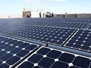 Mise en service de près de 90 centrales solaires fin juin