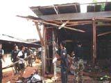 Trois morts dans un raid et une explosion de bombe sur un marché du sud de la Thaïlande