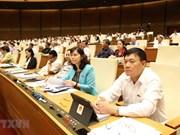 AN : Les députés discutent de trois projets de lois
