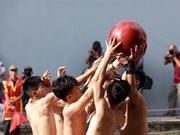 Le festival de Vât Câu, une valeur culturelle traditionnelle à conserver