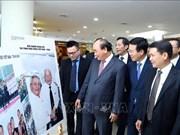 Le PM assiste à la cérémonie de remise du Prix national de l'information pour l'étranger