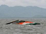 Indonésie: Un navire chavire, 2 morts et une dizaine de disparus