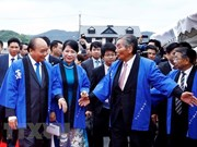Le PM vietnamien présent au Festival de lotus Japon – Vietnam