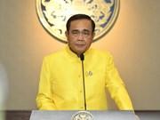 Le Premier ministre thaïlandais ordonne la fin du pouvoir de l'armée