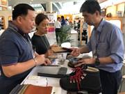 L'industrie du cuir et des chaussures présentée à Hô Chi Minh-Ville