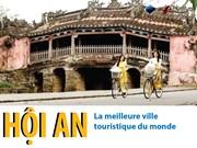 Hôi An, la meilleure ville touristique du monde, selon Travel & Leisure