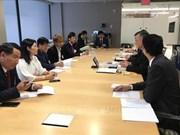 Audit: Vietnam et Etats-Unis partagent des expériences