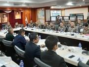 La Thaïlande assure la sécurité de la 52e réunion des ministres des AE de l'ASEAN