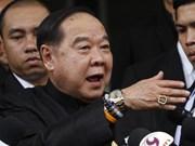 Les services de renseignement thaïlandaises accusées de ne pas empêcher les bombardements