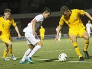 Championnat U18 d'Asie du Sud-Est : L'Australie bat le Vietnam 4-1