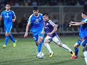 Coupe de l'AFC 2019 : Hanoi FC a battu Altyn Asyr 3-2