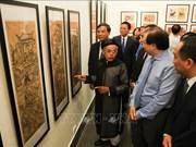 Exposition sur les estampes populaires Dông Hô d'hier et d'aujourd'hui