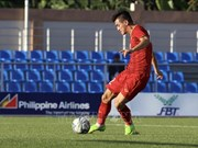SEA Games 30 – Foot masculin : Le Vietnam bat le Laos 6-1