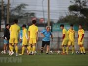 Championnat U23 de l'Asie 2020 en Thaïlande: Le Vietnam prêt à jouer contre les EAU