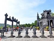 Le tombeau de Khai Dinh, un chef-d'œuvre de Hué