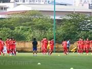 Fooball: les joueurs U22 se réunissent à Hanoi